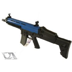 Classic Army MK22 ISSC CQC 2-Tone AEG Airsoft Rifle with MOSFET
